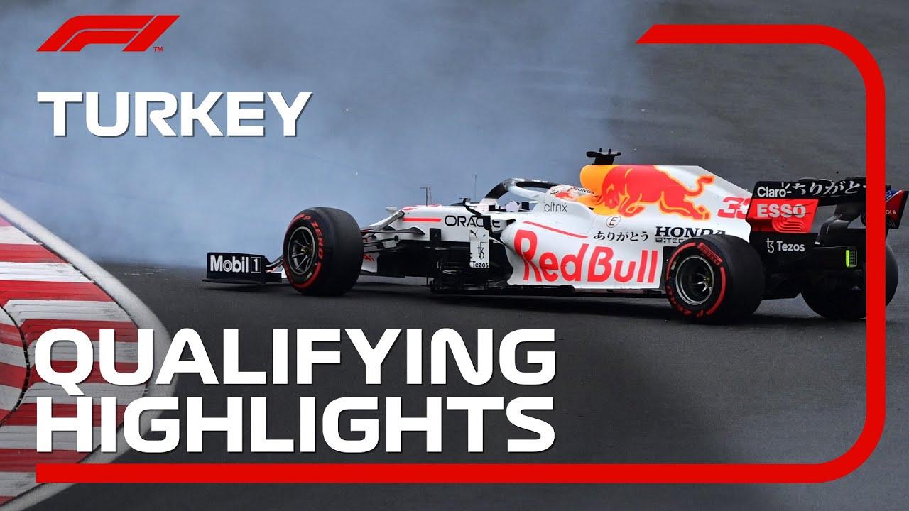 Download Qualifying Highlights | 2021 Turkish Grand Prix