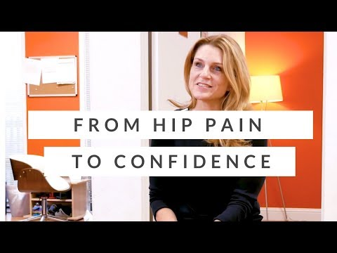 Fixing a hip labral tear without surgery Katie's story