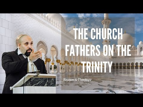 The Church Fathers on the Trinity with Sam Shamoun
