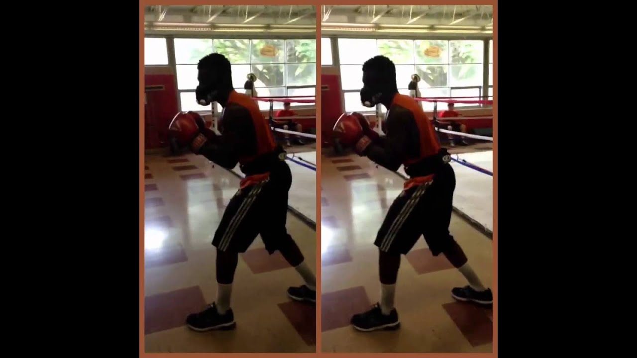 Workout Bands Youtube: Boxing With Resistance Bands & Elevation Training Mask