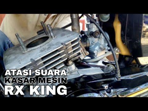 SUARA KASAR MESIN RX KING (BAGIAN 1)