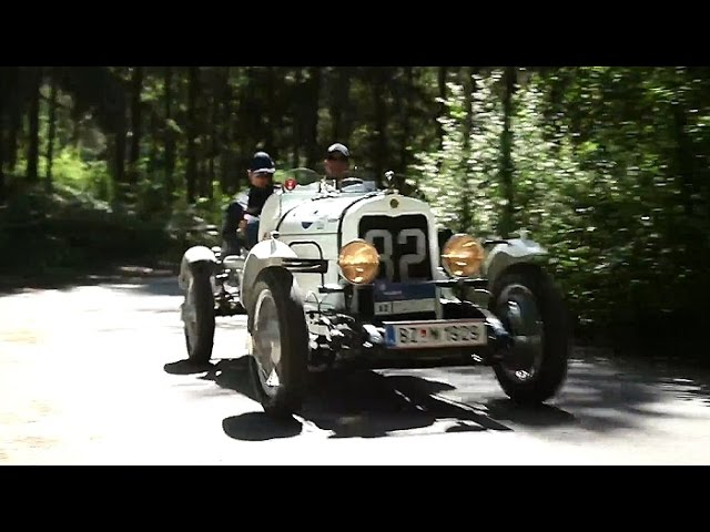 Oldtimer in Traumkulisse