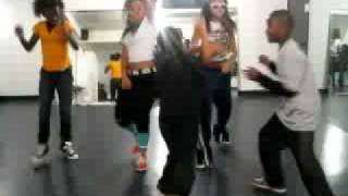 Soulja Boy Bird Walk Dance ~ SuperStarz Style