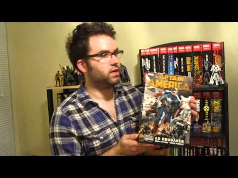 Omnibus of the Week: Captain America by Ed Brubaker