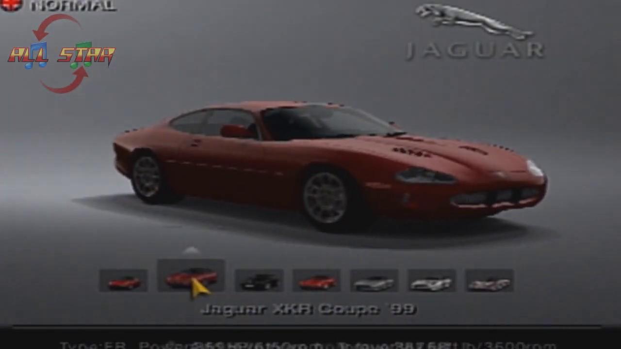 Gran Turismo 4-Jaguar Motors (1999 Jaguar XKR Coupe) - YouTube