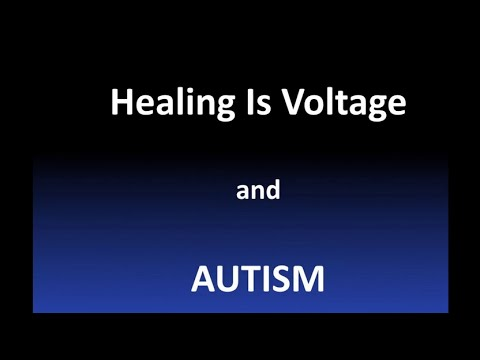 The Energy to Heal with Dr Jerry Tennant (Autism and Voltage)