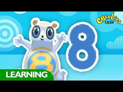 CBeebies: The Numtums - Numtum Number 8