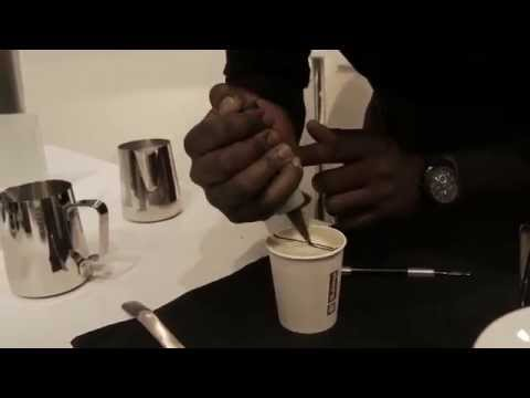 Malongo - Prestation animation barista - Evénement au Bourget