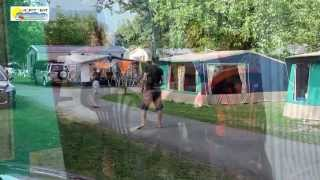 Happy Tent, Camping Les Fontaines