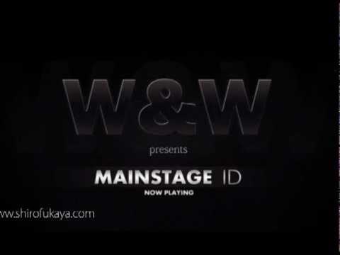 W&W - Shiro Fukaya - Insider Network [ Mainstage ID 124 Podcast ]