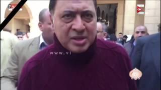 ست الحسن: تصريحات وزير الصحة حول انفجار الكنيسة البطرسية بالعباسية