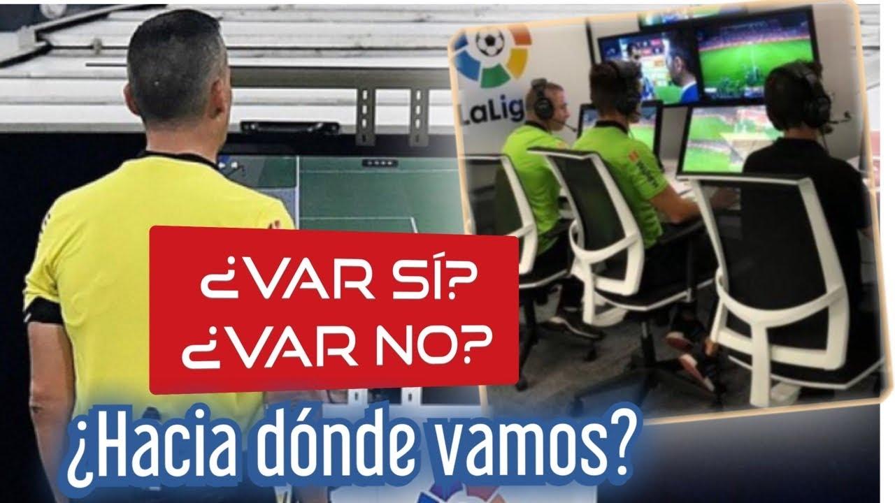 EL VAR, LOS ÁRBITROS, LAS QUEJAS, LAS REALIDADES. ¿QUÉ PENSÁIS? #MundoMaldini