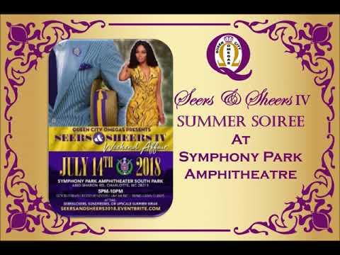 Seers and Sheers IV Summer Soiree Promo