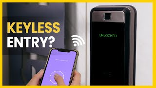 Smart Digital Lock   HDDoor Keyless Entry screenshot 3