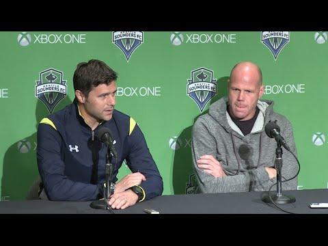 Press Conference: Tottenham Hotspur Head Coach Mauricio Pochettino & Goalkeeper Brad Friedel