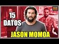 "15 Curiosidades sobre ""JASON MOMOA"" - (Game of Thrones) (Aquaman) -  Master Movies "
