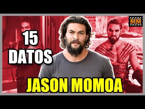 "15 Curiosidades sobre ""JASON MOMOA"" - (Game of Thrones) (Aquaman) - |Master Movies|"