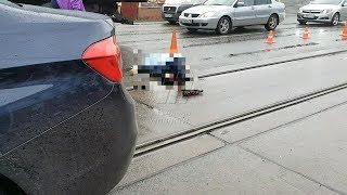 На ул. Октябрьской в Туле насмерть сбили подростка
