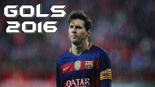 Lionel messi - 2016 - skills dribbling goals and assists barcelona