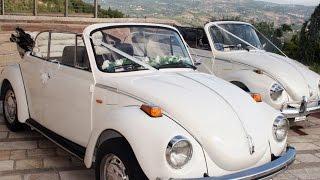 NOLEGGIO AUTO MAGGIOLINO E PULMINO VOLKSWAGEN MATRIMONI CERIMONIE EVENTI NAPOLI