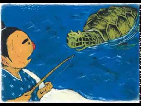 Traditional Japanese Folk Stories Urashima