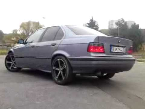 bmw e36 320i remus exhaust sound youtube. Black Bedroom Furniture Sets. Home Design Ideas