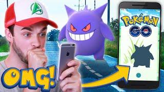 Pokemon GO - OMG *RARE* POKEMON TROLL + EGGS x10!