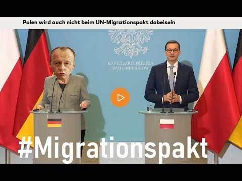 Migrationspakt - stoppen?