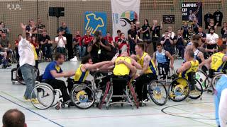 Rollstuhlbasketball Champions Cup Finale 2016