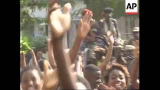 MOROCCO: EX CONGO PRESIDENT MOBUTU DIES AGED 66
