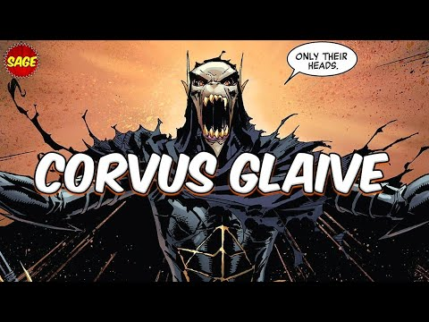 Who is Marvel's Corvus Glaive? Thanos Approved Leader of the