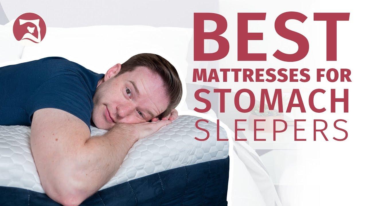 7 Best Mattresses For Stomach Sleepers 2020 Mattress Clarity