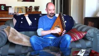 Christian Nesmith plays Indian Harp