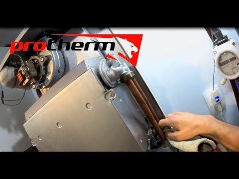 Protherm LEOPARD ремонт и обслуживание 2