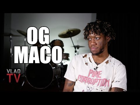 OG Maco Says His Eye Dropped Down Into His Face Following Car Crash