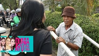 Baiknya Hati Ayu Ting Ting , Menolong Kakek di Jalanan - Dunia Ayu Ting Ting (10/6)