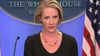 wh press briefing october 9 2007