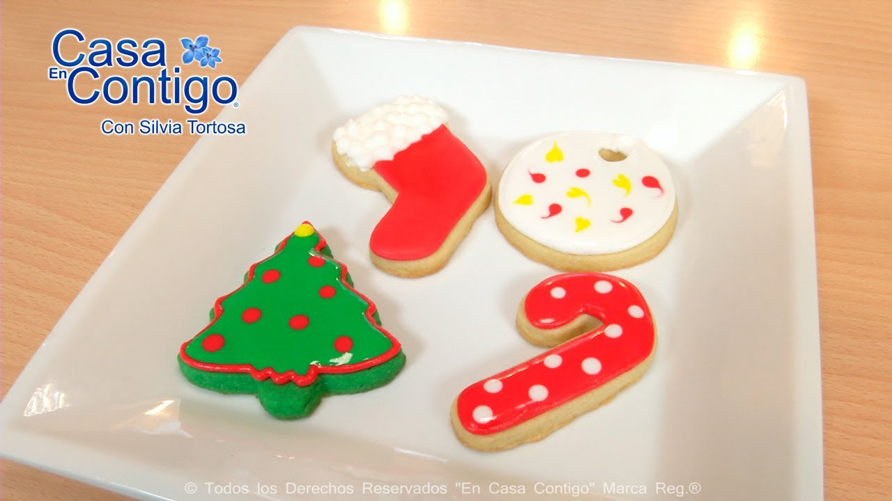 Decorar Con Glasa Real Decorar Galletas Con Royal Icing O Glasa Real