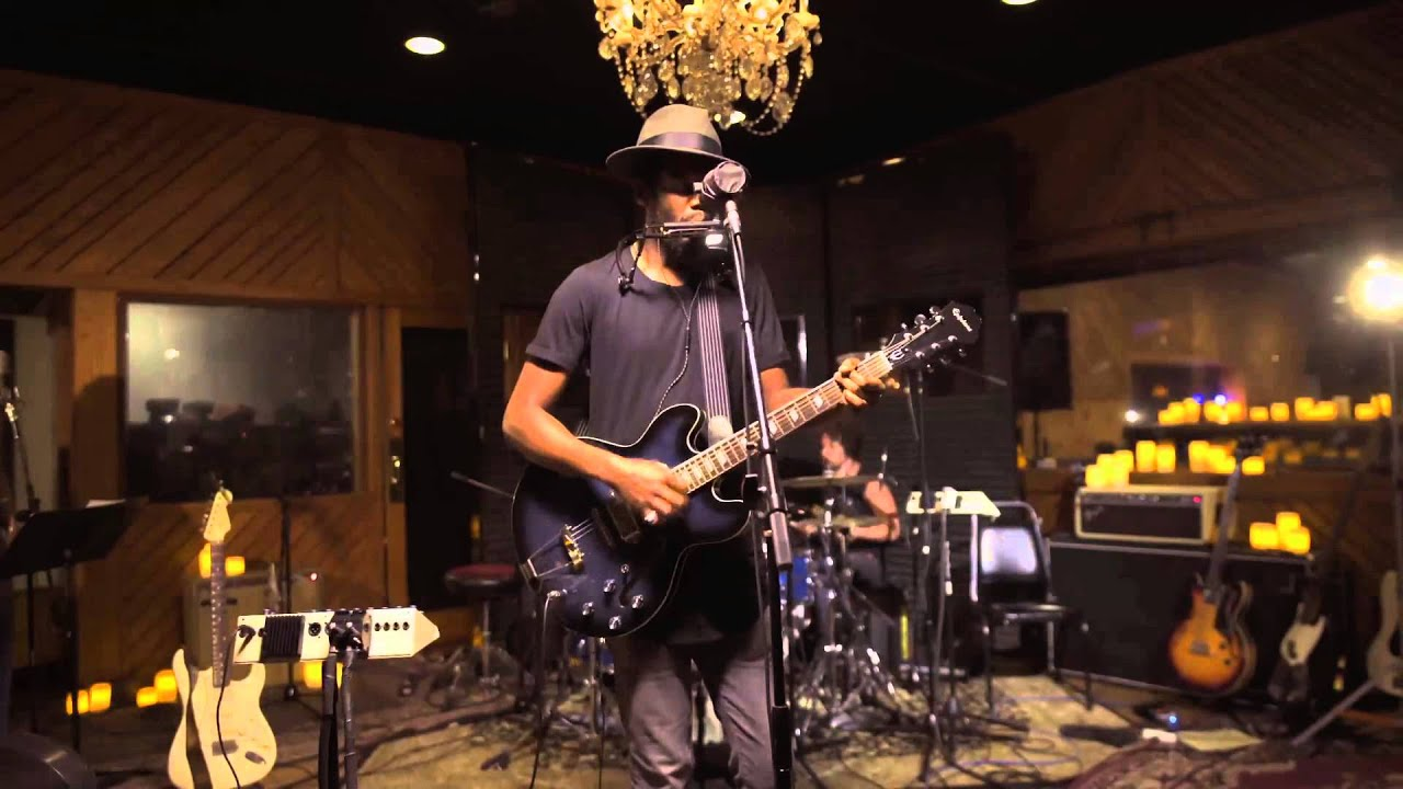 Gary Clark Jr Church Live From Arlyn Studios Chords