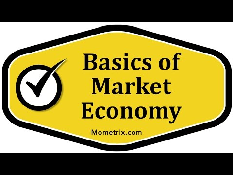 Basics of Market Economy