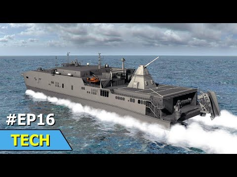 Super Fast US Navy M80 Stiletto Stealth Ship  | Global SciTech | Tech | Episode 16
