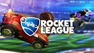 Rocket League - Jestem wypychany