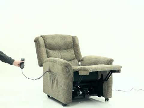The Dorchester Lift and Tilt Recliner Chair - in action & The Dorchester Lift and Tilt Recliner Chair - in action - YouTube islam-shia.org