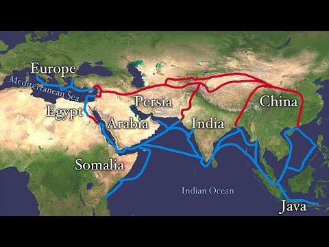 Traveling the Silk Road Today
