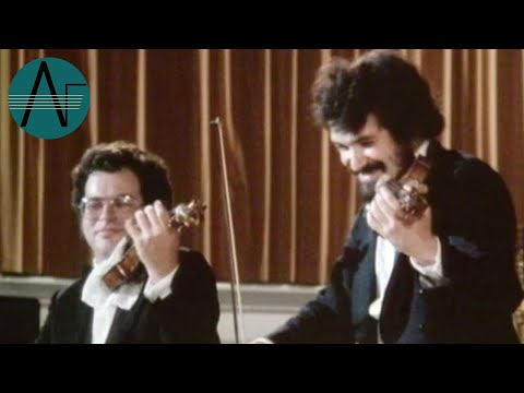 Itzhak Perlman and Pinchas Zukerman - Grand Duo 2 (1978)