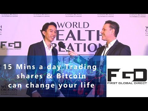 LEARN TO TRADE BITCOIN - 2018 - Spencer Li - Lifestyle Trader