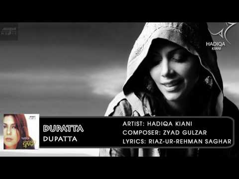 Dupatta | Hadiqa Kiani | Hindi Album Songs | Archies Music
