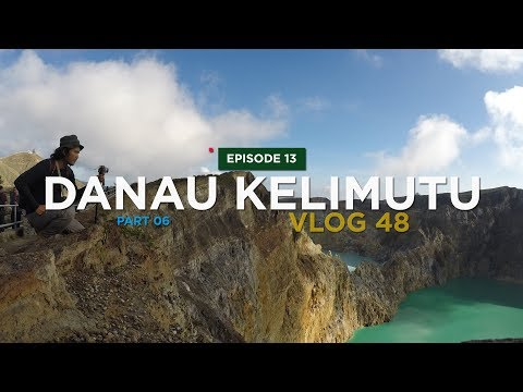 #travelogy-ep-13-part-06-danau-kelimutu-(danau-tiga-warna)