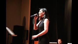 """Gambar cover SALLAN BOYUNA BAKAYIM (ÖZNUR AKGÜL """"Bornova Halk Eğitim Merkezi THM Konseri)"""