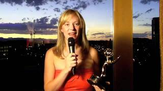 Interview with Megan Sweeney, recipient of directing award for